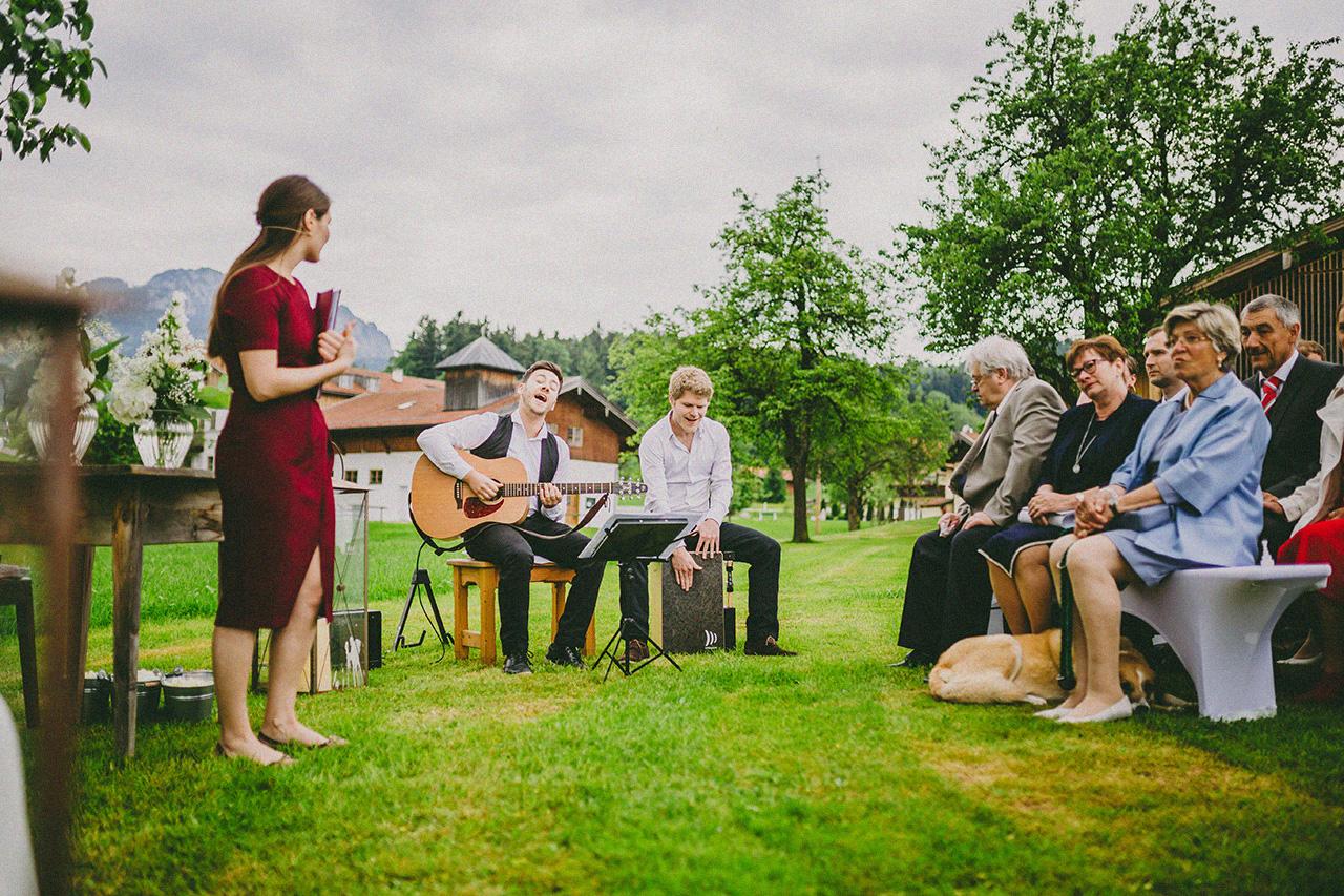 Ina und Jens Hochzeit Freie Trauung