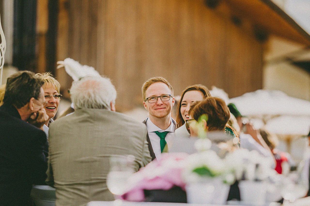 Ina und Jens Hochzeit Feier