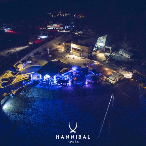 Hannibal Aires Freiwild Hüttentour