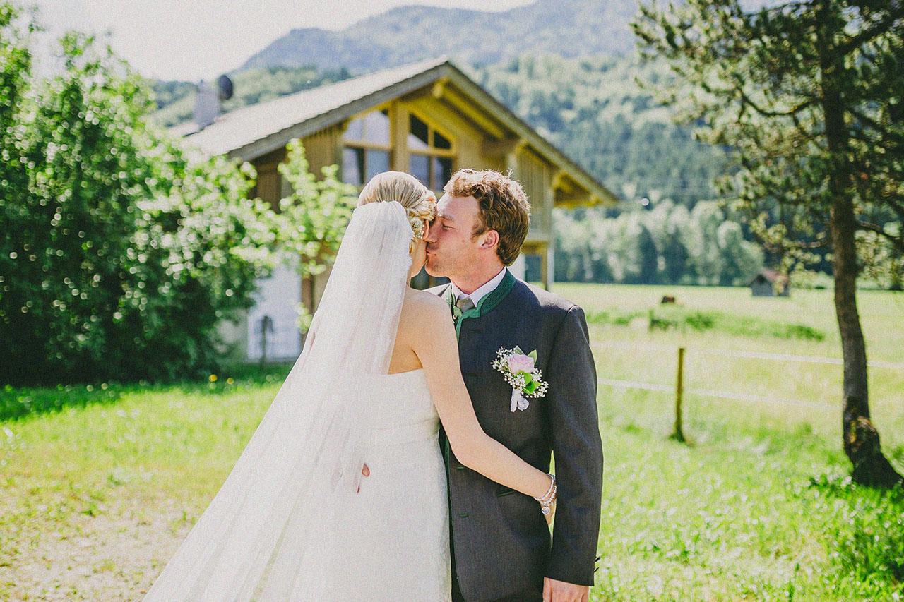 Hochzeitsfoto Anton Larissa Kochel am See Hochzeit